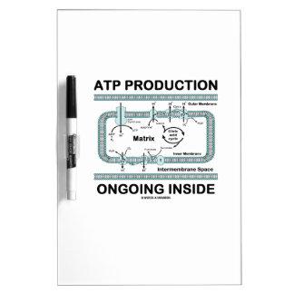 Interior en curso de la producción del ATP Tablero Blanco