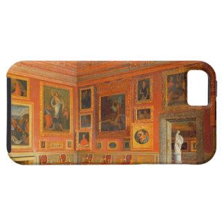 Interior en el palacio de Medici iPhone 5 Case-Mate Protectores