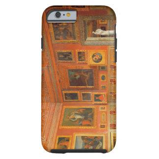 Interior en el palacio de Medici Funda De iPhone 6 Tough