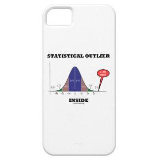Interior estadístico del afloramiento (humor de la iPhone 5 cobertura