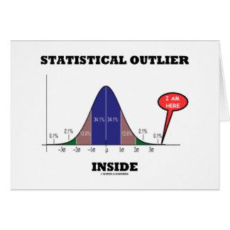 Interior estadístico del afloramiento (humor de la felicitaciones