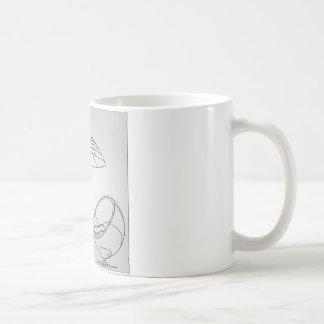 interior furniture with lighting coffee mug