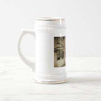 Interior Humboldt Savings Bank Beer Stein