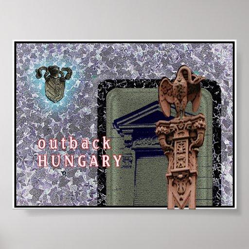 Interior Hungría Posters