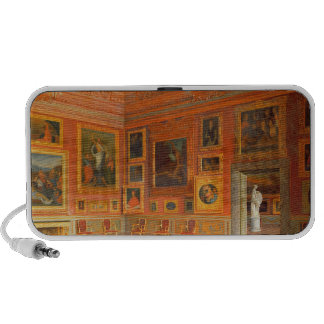Interior in the Medici Palace iPhone Speaker
