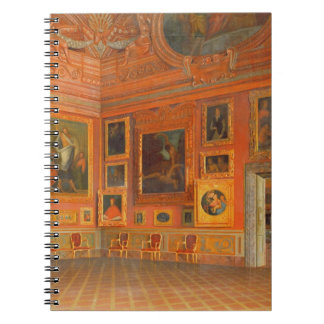 Interior in the Medici Palace Notebook