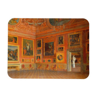 Interior in the Medici Palace Rectangular Photo Magnet