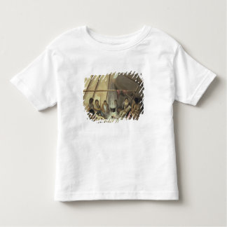 Interior of a Cree Indian Tent, March 25th 1820, f T-shirt
