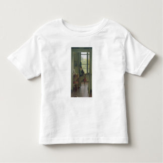 Interior of a Dining Room, detail of a woman Toddler T-shirt