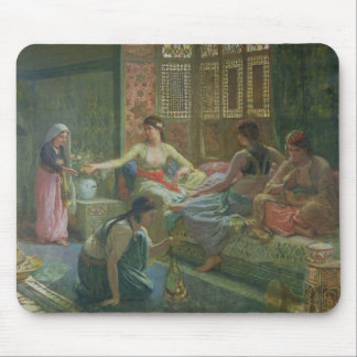 Interior of a Harem, c.1865 Mouse Pad