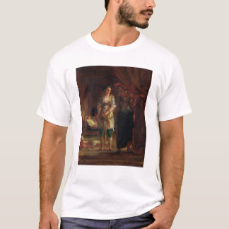 Interior of a Harem in Oran, c.1847 T-Shirt