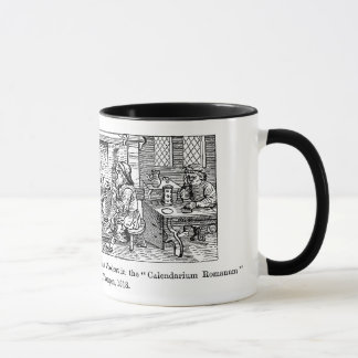 Interior of a Kitchen Mug