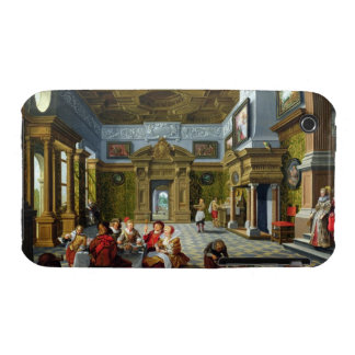 Interior of a Palatial Room, 1622 (oil on canvas) Case-Mate iPhone 3 Case