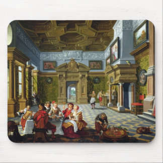 Interior of a Palatial Room, 1622 (oil on canvas) Mouse Pad