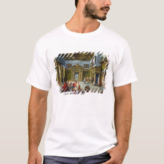 Interior of a Palatial Room, 1622 (oil on canvas) T-Shirt