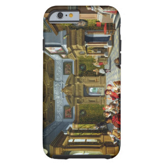 Interior of a Palatial Room, 1622 (oil on canvas) Tough iPhone 6 Case