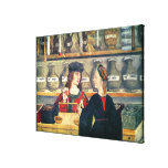 Interior of a Pharmacy Canvas Prints