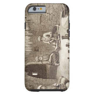 Interior of a Potter's Workshop, from Volume II Ar Tough iPhone 6 Case
