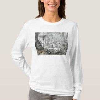 Interior of a Primeval Forest in the Amazons T-Shirt