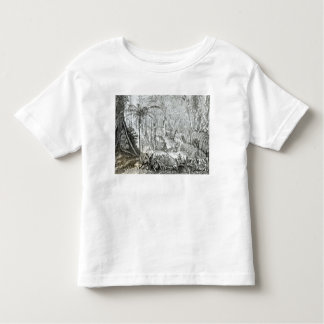 Interior of a Primeval Forest in the Amazons Shirts