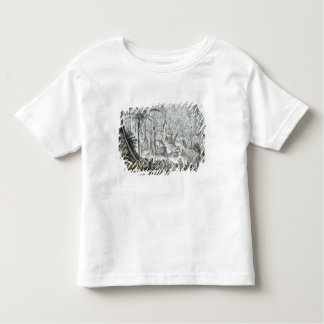 Interior of a Primeval Forest in the Amazons Tshirts