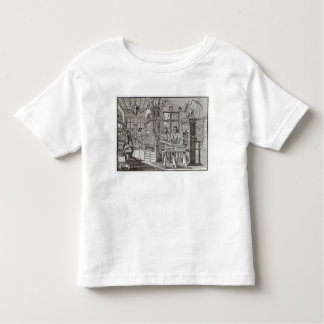 Interior of a printing works in Nuremberg Toddler T-shirt
