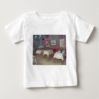 'Interior of a Restaurant' by Vincent Van Gogh Baby T-Shirt