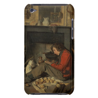 Interior of a Studio, 1845 (oil on canvas) iPod Touch Case