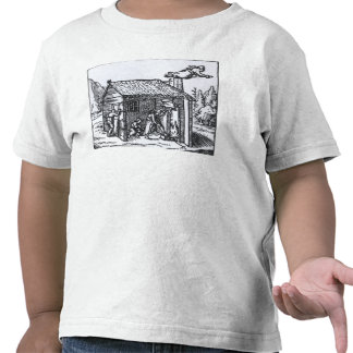 Interior of a Witch's House, 1579 T Shirt