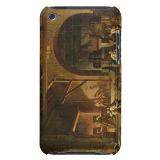 Interior of an Ironworks, 1850 (oil on canvas) Case-Mate iPod Touch Case
