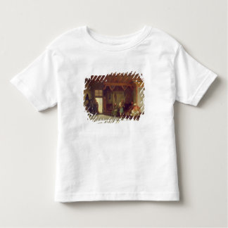Interior of an Oriental Cafe Toddler T-shirt