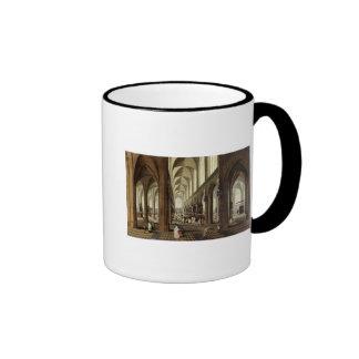 Interior of Antwerp Cathedral, c.1650 Coffee Mug