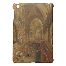 Interior of Canterbury Cathedral, c.1675-1700 (oil Cover For The iPad Mini