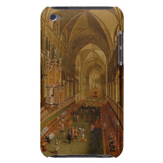 Interior of Canterbury Cathedral, c.1675-1700 (oil iPod Touch Case