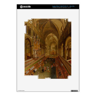 Interior of Canterbury Cathedral, c.1675-1700 (oil Skins For iPad 3