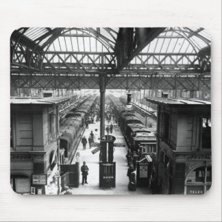 Interior of Charing Cross Station, London Mouse Pad