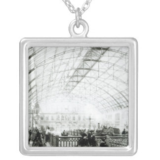 Interior of Charing Cross station Custom Jewelry