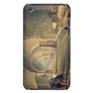 Interior of Fort Nicholas, plate from 'The Seat of Barely There iPod Cover