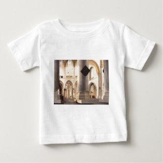 Interior Of Grote Kerk In Haarlem Infant T-shirt