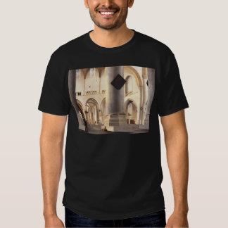 Interior Of Grote Kerk In Haarlem T-shirt