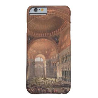 Interior of Haghia Sophia, Constantinople, pub. 18 Barely There iPhone 6 Case