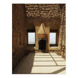 Interior of Ishak Pasha Palace  PHOTO Postcard