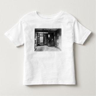 Interior of Johann Sebastian Bach's  house Toddler T-shirt
