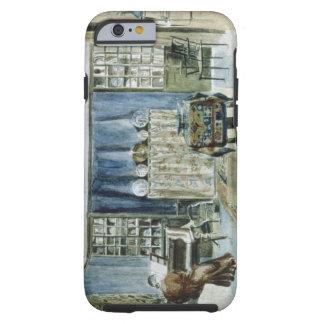 Interior of Kelmscott Manor (w/c on paper) Tough iPhone 6 Case