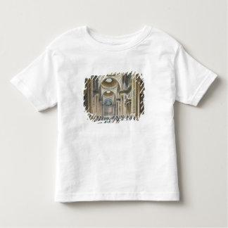 Interior of La Madeleine, Paris Toddler T-shirt