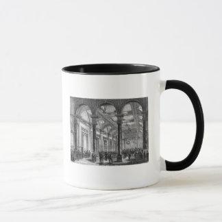 Interior of Lloyd's of London Mug