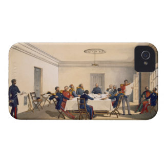 Interior of Lord Raglan's Head Quarters, plate fro Case-Mate iPhone 4 Case