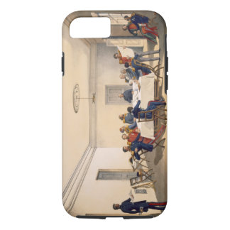 Interior of Lord Raglan's Head Quarters, plate fro iPhone 8/7 Case