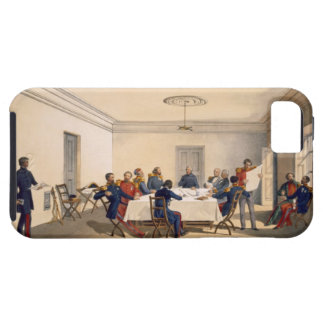 Interior of Lord Raglan's Head Quarters, plate fro iPhone SE/5/5s Case