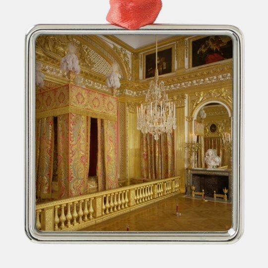 Interior of Louis XIV's bedroom, 1701-23 Metal Ornament